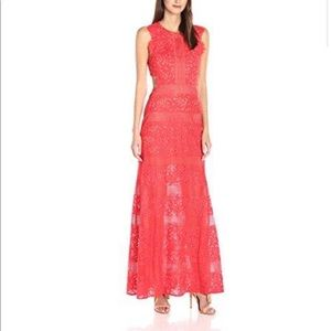 BCBG Max Azria Women's Merida Knit Evening Dress